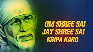 New Sai Bhajan || Om Shree Sai Jay Shree Sai Kripa Karo Mere Sadguru Sai by Suresh Wadkar