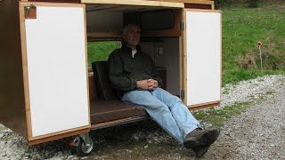 Revisiting my Homeless Pushcart, or the world smallest home