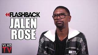 Jalen Rose on Kobe Bryant Scoring 81 Points on Him (Flashback)