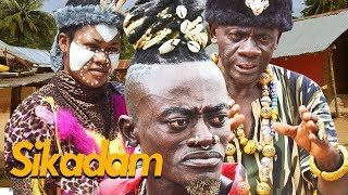 SIKADAM 3 Latest Asante Akan Ghanaian Twi Movie