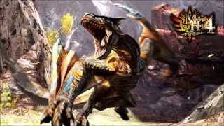 Monster Hunter 4 ~ Roaring Dragon Bares Its Fangs / Tigrex (OST)