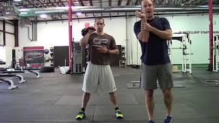 HighPerformanceHandbook.com: 1-arm Kettlebell Front Squat