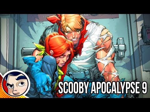 "Scooby Doo Apocalypse ""Death of The Scooby Gang..."" - InComplete Story 