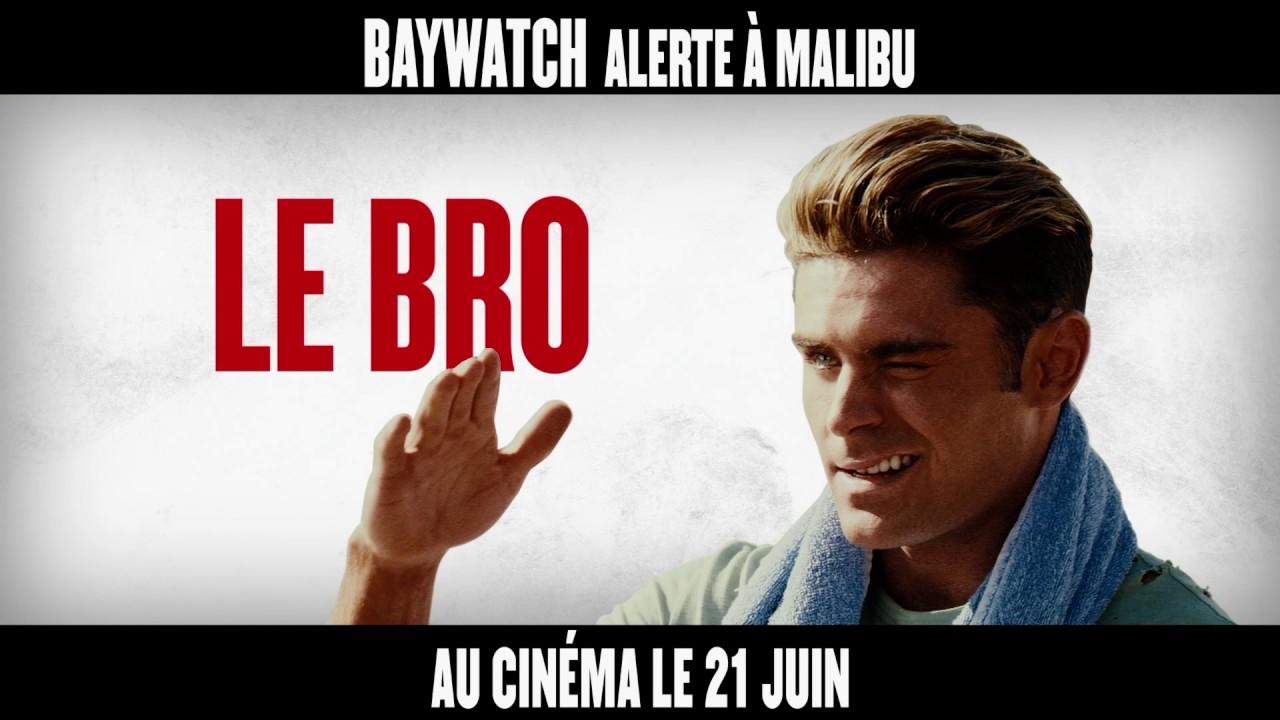 BAYWATCH – ALERTE À MALIBU - TV SPOT Bad ass (VF)  [au cinéma le 21 juin 2017]
