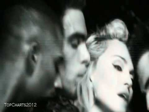 Madonna - Girl Gone Wild (Justin Cognito Extended Remix) dvd