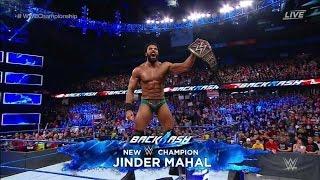 Sound Off Extra - Backlash 2017 Review, JINDER MAHAL Wins WWE Title!
