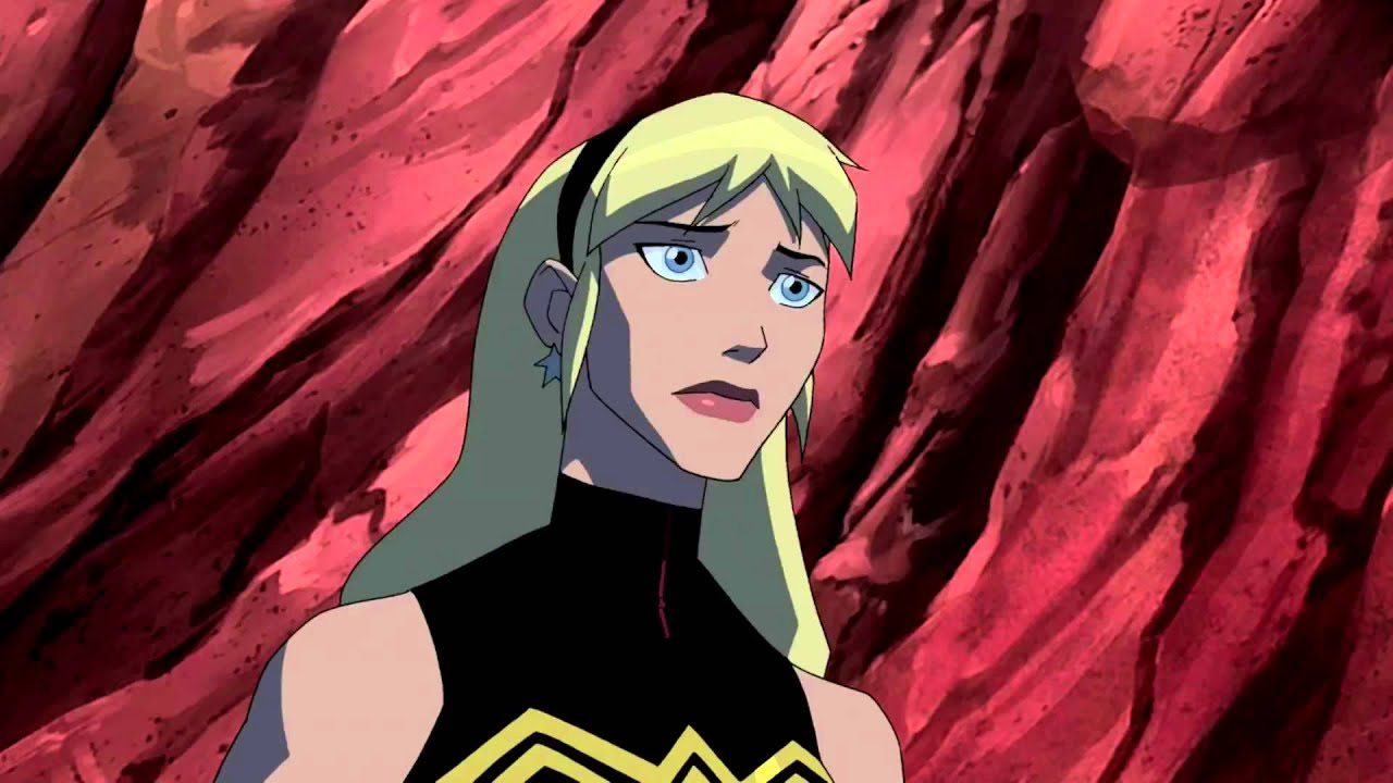 Young Justice Wonder Girl-Hot Nude-4321