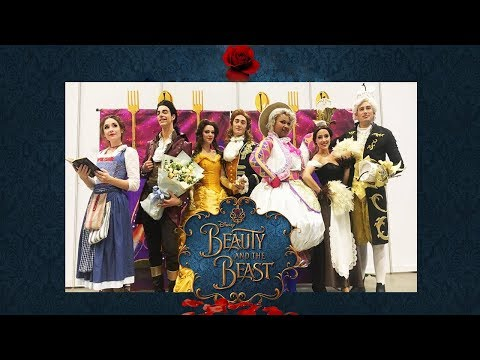 BEAUTY AND THE BEAST - The French Fries Family