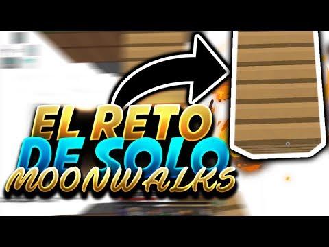 el RETO de SOLO MOONWALKS (BREEZILY RECTO)  en SKYWARS