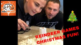 FISHER'S REINDEER GAMES - MAKING CHRISTMAS SPECIAL FOR ALL!