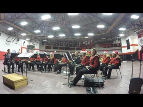 2016 Avery County High School Band Christmas Concert