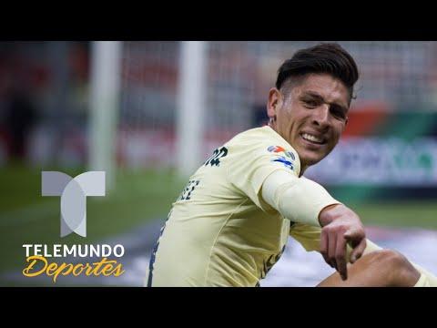 Los jugadores del América que están en la mira de equipos europeos - Telemundo Deportes - 동영상