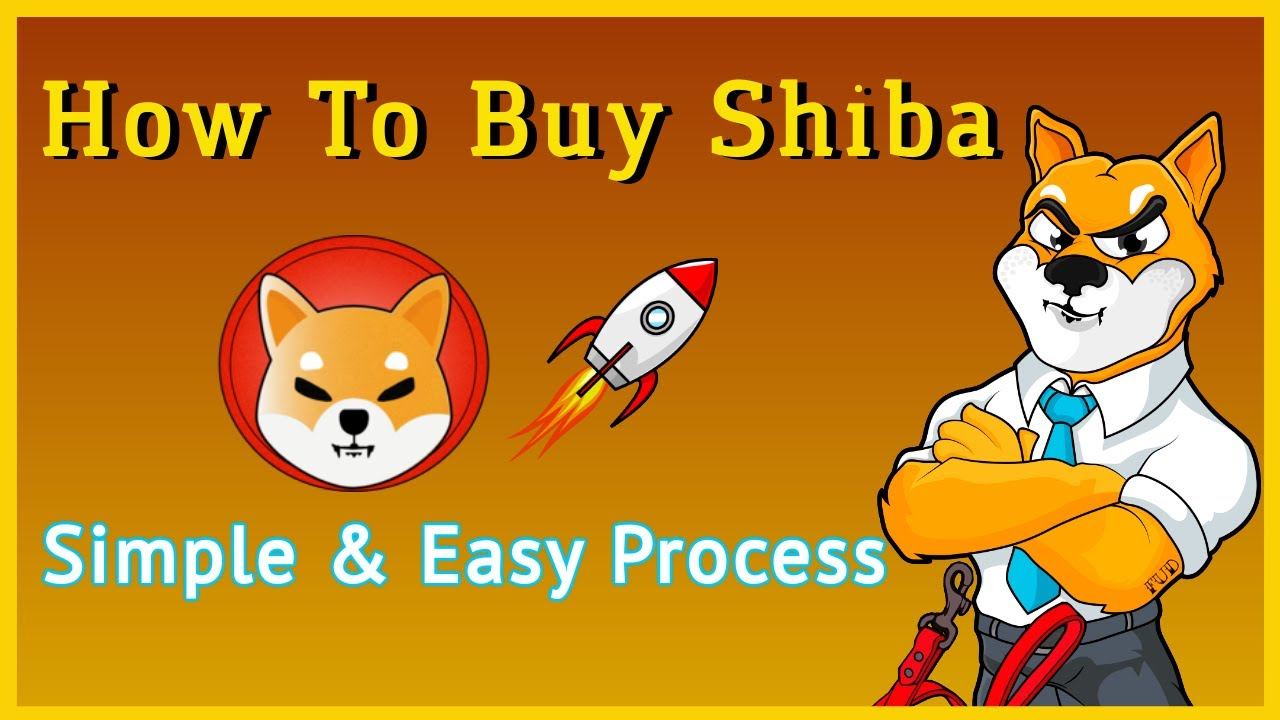 How & Where To Buy SHIBA INU Token - With MetaMask Wallet Only | Quick & Easy #shiba #SHIB