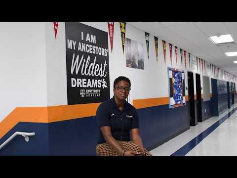 LaQoya Huskey - KIPP Truth Academy School Leader