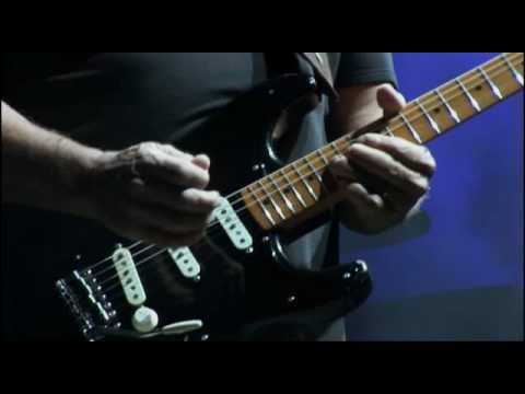 """On an Island"" solo#1 - David Gilmour & Phil Manzanera, Gdansk Shipyard"
