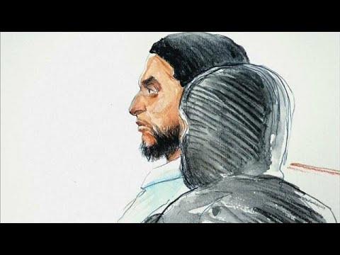 Salah Abdeslam, declarado culpable