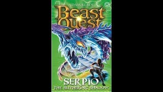 Beast Quest Reviews Series 11 - Serpio The Slithering Shadow
