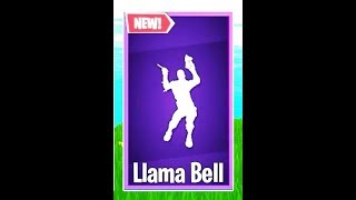 By FAR the best sounding emote in FORTNITE?! LLAMA ALL AROUND