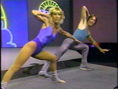 Aerobics Oz Style Michelle Dean Leads Jodie Low and Michelle Nicholas 1990's VHS01 Sample for Tony from YouTube · Duration:  4 minutes 7 seconds