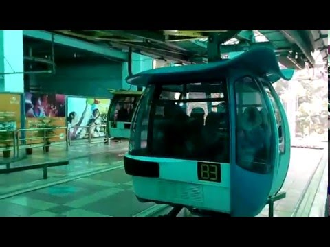 Landing Skyway Cable Car Genting Malaysia