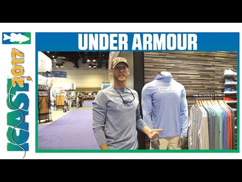 Under Armour Fish Hunter Tech Hoodie | ICAST 2017
