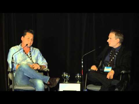 Hawaii Five0: Master Class with Peter Lenkov at BANFF 2013