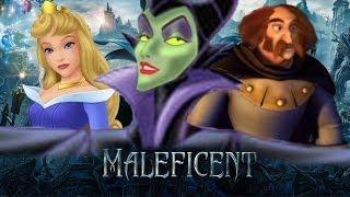 Maleficent Trailer 1 e 2 Disney ITA (Crossover)