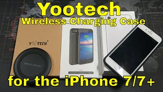 Wireless Charging for your iPhone from Yootech