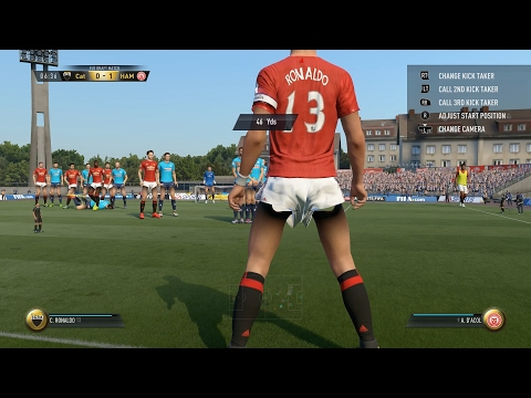 GIANT PLAYERS IN FIFA 17 HACK - FIFA 17 ULTIMATE TEAM