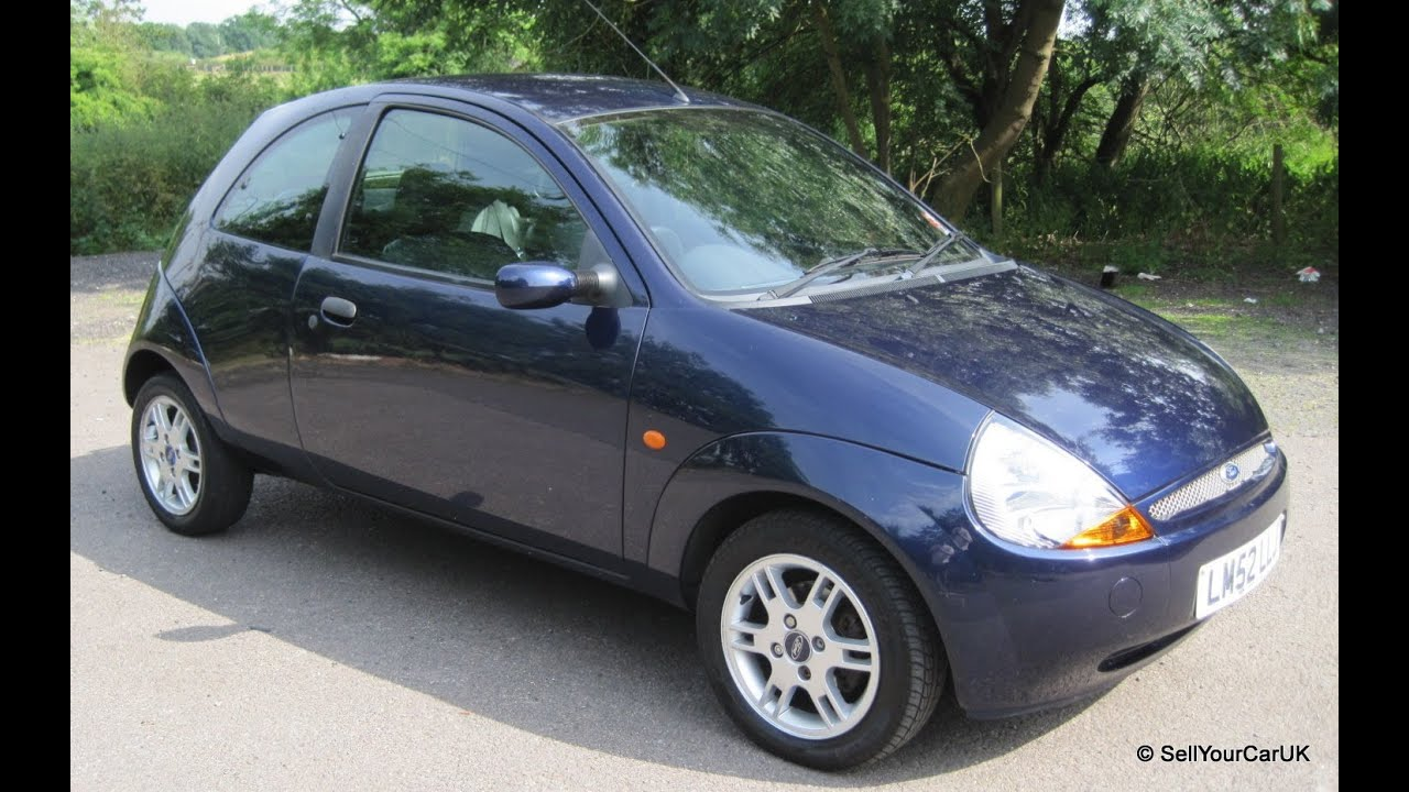 Sold  Ford Ka   Luxury Limited Edition Leather Low Miles Loads Spent Recently Mot Tax