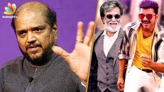Hero intro songs are replaced by Theme Songs : Vidyasagar Interview | Vijay, Rajinikanth