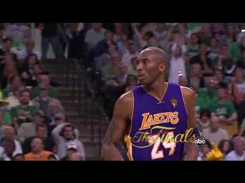 Los Angeles Lakers Full Team Highlights @ Boston Celtics - NBA Finals 2010 Game 5