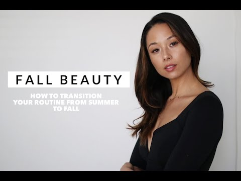How To Transition Your Beauty Routine For Fall/Winter | Aja Dang thumbnail