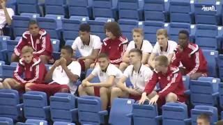 بارتيزان الصربي ينال لقب النسخة الثانية لبطولة دبي لكرة السلة للشباب
