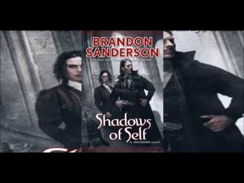 Shadows of Self Book Tour, Part one