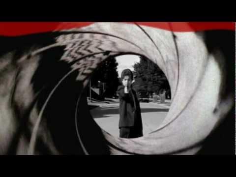 James Bond Gunbarrel Test