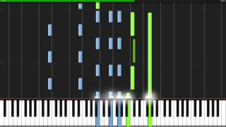 James Bond Theme [Piano Tutorial] (Synthesia)