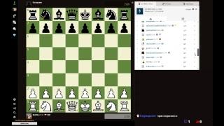 Шахматы (Chess) Играем как могём (турниры на chess.com) 5+0