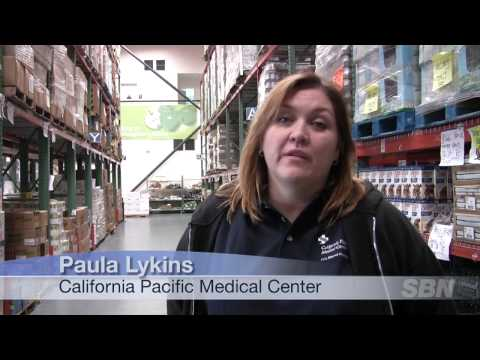 Sutter Health Donates $255,000 To Northern California Food Banks