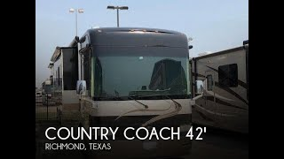 [SOLD] Used 2008 Country Coach Allure 42 in Richmond, Texas