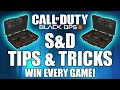 "Black Ops 3: Best ""Search & Destroy Tips"" and Tricks! How To Win Every Game Of S&D"