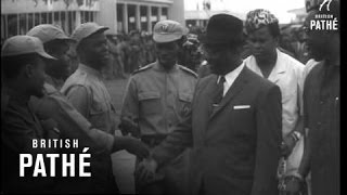 Africans Meet For Peace In Nigeria (1967)