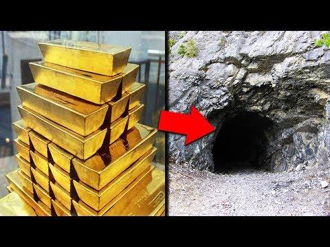 Top 15 Real Hidden Treasures Still NOT Found