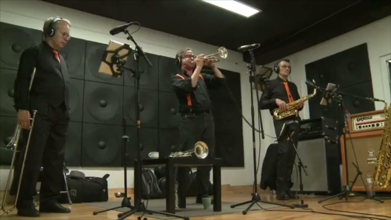 "David ""Skip"" Reinhart plays Van Laar Bb trumpet B9.2"