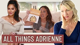 Dietitian Reviews All Things Adrienne What I Eat In A Day  Yikes This Is Bad