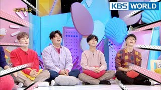 "Click the ""Caption"" button to activate subtitle! Guests - Yesung, S..."