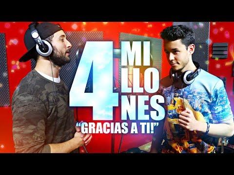 GRACIAS A TI | ESPECIAL 4 MILLONES | ElMele ft. TheGrefg