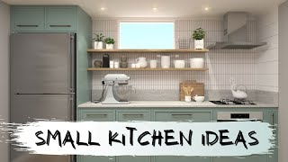 Small Kitchen Ideas - cheap ideas for your kitchen