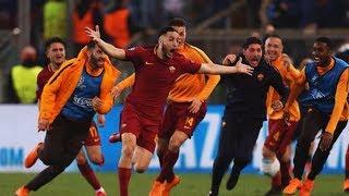 Tin Thể Thao 24h Hôm Nay (21h - 11/4): Thua Sốc Roma, Barca Ca Bài Ca Ly BIệt Champions League 2018