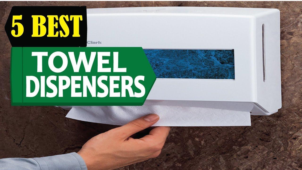 5 Best Bathroom Towel Dispenser 2018